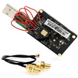 Image 5 - RTL8812AU 802.11ac 5G 867Mbps شبكة لاسلكية USB واي فاي محول 650Mw SIGE 5023L + SKY85601 لكالي لينكس أوبونتو ARM التوت بي