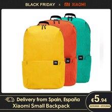 شاومي 10L حقيبة الظهر الملونة الترفيه الرياضة الصدر حزمة حقائب للجنسين للرجال النساء السفر التخييم