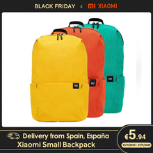 Xiaomi 10L Backpack Bag Colorful Leisure Sports Chest Pack Bags Unisex For Mens Women Travel Camping