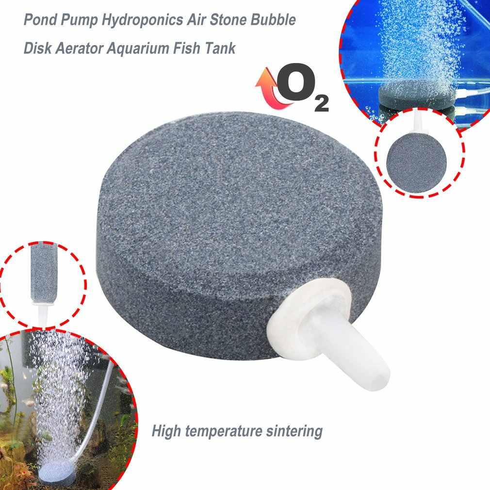 حار فقاعة الهواء القرص ستون مهوية خزان حوض أسماك بركة مضخة الأكسجين المائية 40 مللي متر عالية كيلتي