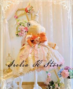 IDOLM @ STER Золушка для девочек jougaaki Mika Косплей Костюм Платье Женский индивидуальный заказ