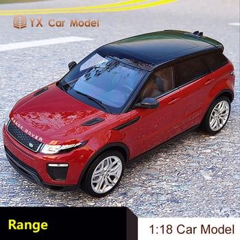 Kyosho 118 Land Rover Aurora Auto Model Range Rover Legering Model Auto Model Auto