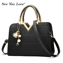 New Summer Women Handbags Luxury Solid Female Shoulder Bags