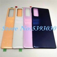 10 Stks/partij Nieuwe Originele Achter Voor Samsung Galaxy S20 Fe 5G G7810 SM G7810 Back Battery Cover Deur Panel Behuizing case