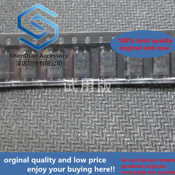 30PCS New Schottky SMD rectifier bridge KMB14F 1A 40V ultra-thin SOP-4 package