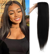Paruks Peruvian Straight Lace Front Human Hair Wigs Remy Hair Wigs 100% Human Hair Wigs 180 Density Wigs 13*4 Lace Front Wigs