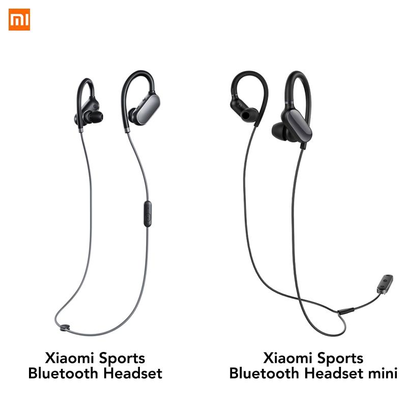 Xiaomi Sport Bluetooth Earphone Youth Mini Stereo Headset Waterproof Wireless Earbuds In Ear Earphone With Mic On Aliexpress