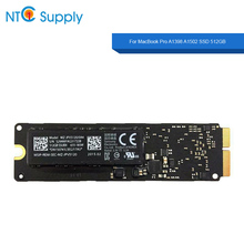 NTC Supply SSD 512GB For MacBook Pro A1398 A1502 655-1859F 2013-2015 Year Genuine Used 100% Tested Working Good