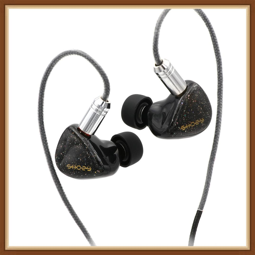 2019 Shozy Form1.1 1BA+1DD Dual Driver Hybrid Beryllium Dynamic Hifi Music Monitor In-ear Earphones Detachable <font><b>0.78</b></font> <font><b>2Pin</b></font> <font><b>Cable</b></font> image