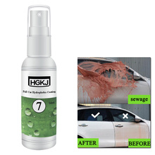 50ml Car Hydrophobic Coating Headlight Windshield Paint Water Repellent Cleaner For Paint/Windshield/Side Windshield/Headlight