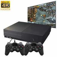 Nueva consola de videojuegos X PRO familia 64Bit 4K Hdmi salida 1280P consola de videojuegos Retro con 800 juegos clásicos 4G memoria TV