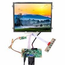 Pantalla LCD de 10,4 pulgadas VS140T 003A 1024x768 IPS con placa de control LCD VGA