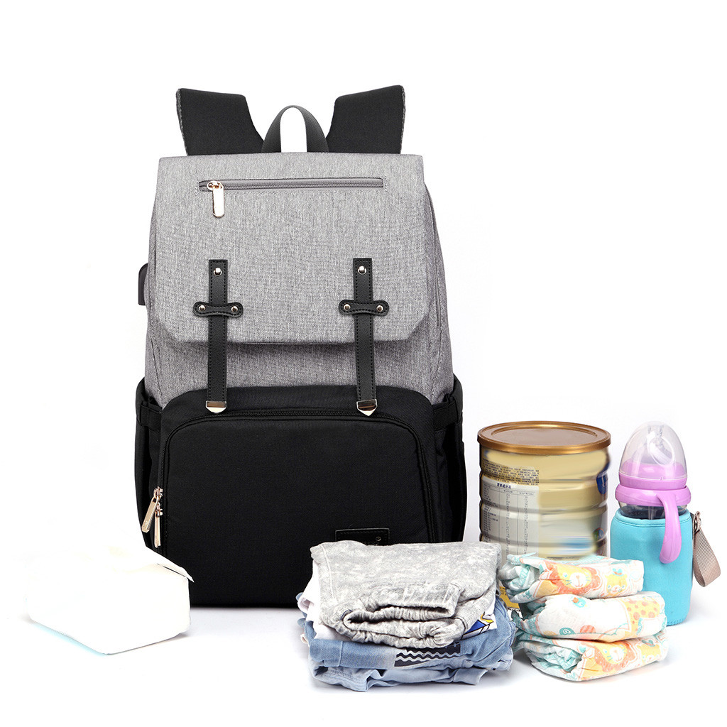 Archer Baby Diaper Bag