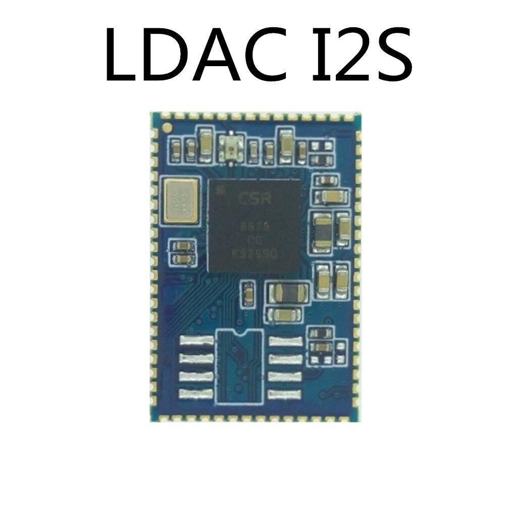 BTM875B-LDAC / CSR8675 Stereo Bluetooth 5.0 Audio Module Set APTX-HD LDAC I2S