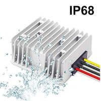 Wasserdicht 6V 12V Inverter Power Supply Converter DC/DC Schritt-up 6 V/8 V /10V zu 12V5A Control Auto Modul 12V Konverter für Auto