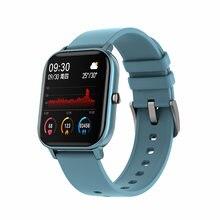 14 дюймов Смарт часы для мужчин ip68 ЭКГ полный сенсорный экран