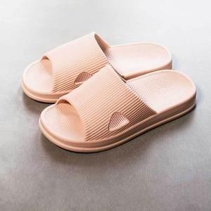 Image 5 - Домашние тапочки One Cloud, летние тапочки, Мягкие Шлепанцы, женские и мужские сандалии, повседневная обувь, слипоны