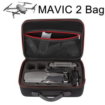 Portable Storage Bag for DJI Mavic 2 Pro Zoom Drone Suitcase Carrying Case for Mavic 2 Shoulder Bag Handbag Box Accessories цена 2017