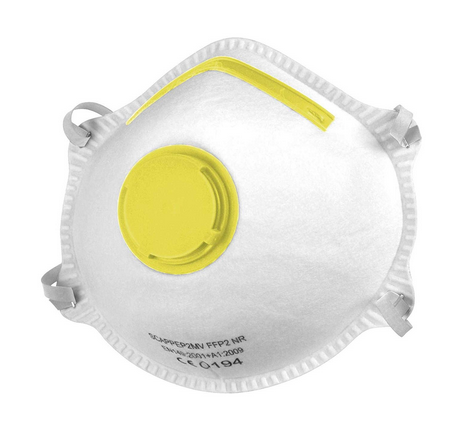 In Stock! FFP3 Mask FFP2 (=KN95) MASK With Valve Adjustable Headband Dust-proof And Fog-proof FFP2 Mask Hot Sale