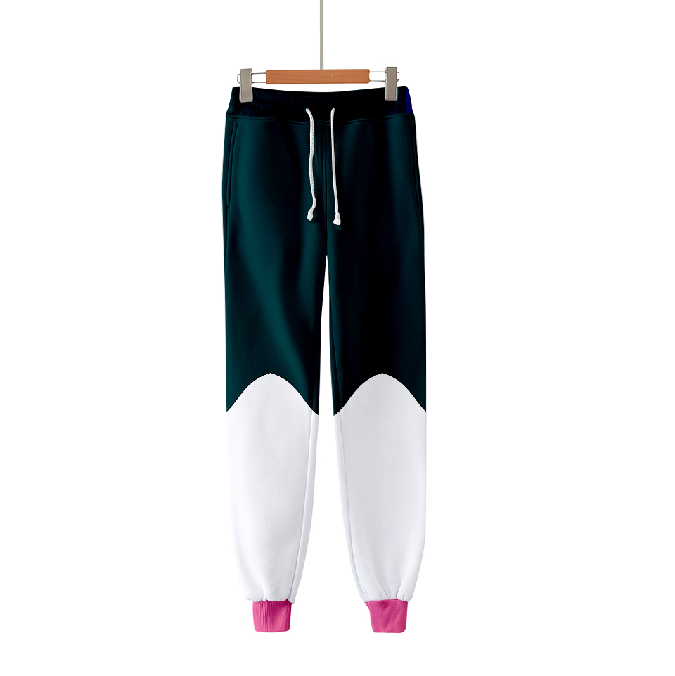 My Hero Academia Pants Men Women Wikepedia Anime Cartoon Sportting Trousers Hot Sale Harajuku Hip-hop Baseball Pants Vrouwen