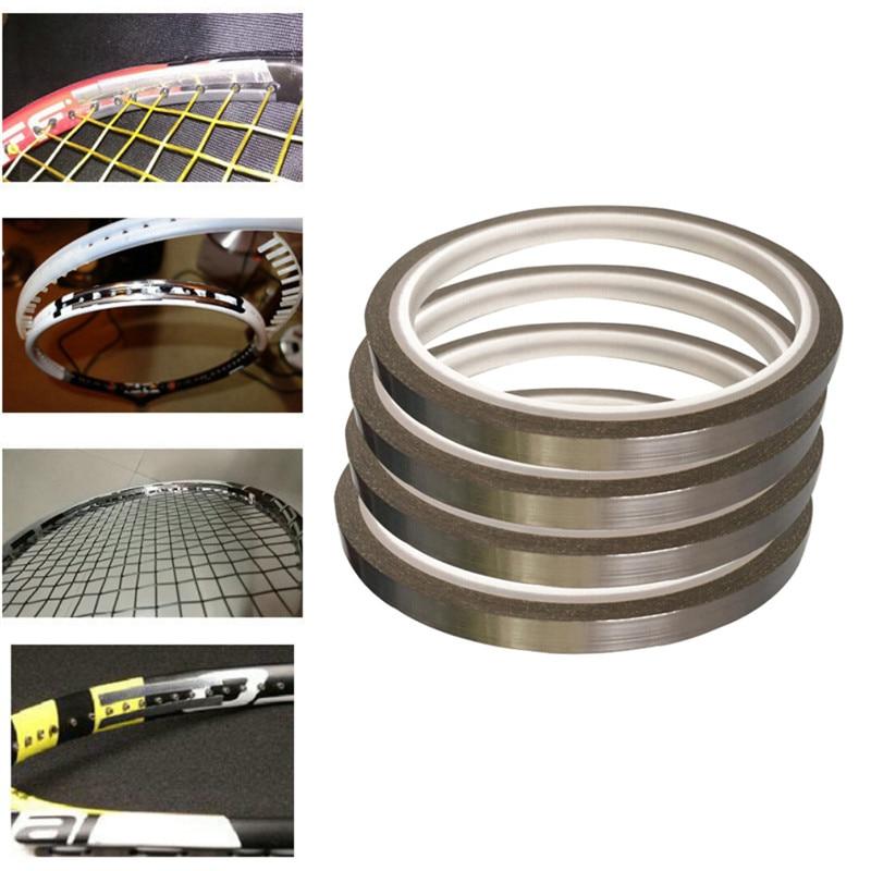 Утяжеленная свинцовая лента толщиной 0,18 мм, тяжелая наклейка, балансные полоски, усиленные для теннисных ракеток, бадминтона, гольф-клубов, ...
