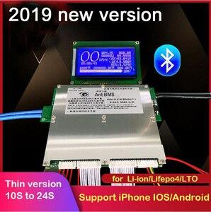 Image 1 - Smart Bluetooth 300A 200A 100A 70A Lithium Batterij Bescherming Boord Balans Bms Lipo Li Ion Lifepo4 Lto 10S 13S 14S 16S 20S 24S