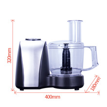 Garlic Meat Grinder Commercial Household Electric Multi-function Broken Stuffing Dish Cooking Garlic Mixer Blender