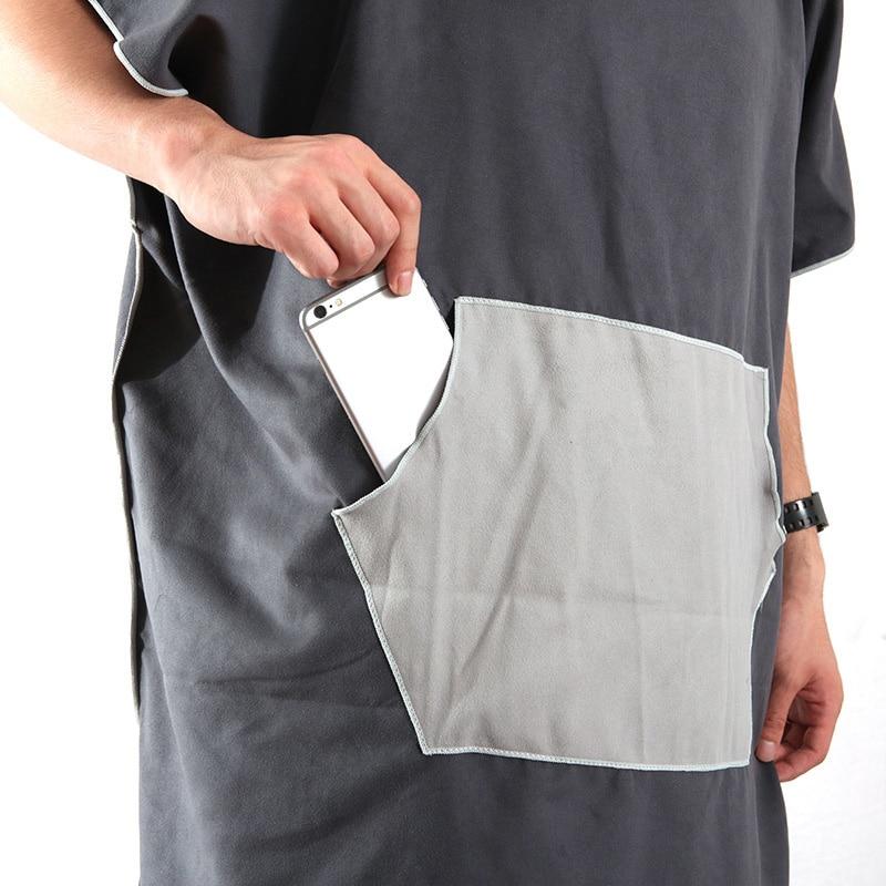 toalha poncho roupão de banho toalhas mulheres roupão de banho 80x110 cm