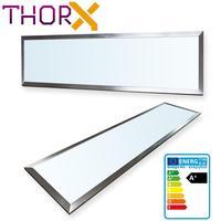 ThorX 120x30 cm Ultraslim LED 패널-36W  3000lm led 드라이버 100-240V  쿨/웜/뉴트럴 화이트 Japan Korea 빠른 배송