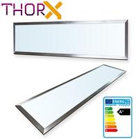 ThorX 120x30 cm Ultraslim LED Panel 36W, 3000lm with mounting clips and led driver, cool / warm / neutral white