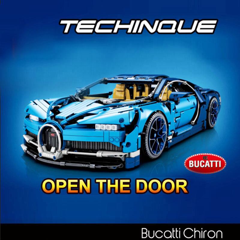 Image 3 - 3636Pcs Light Technic Bugattied Super Racing Cars Chiron Playmobil Building Blocks Compatible Legoingly kids toys gifts-in Blocks from Toys & Hobbies