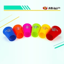 Fast delivery Yongjun cup 12pcs/set Sport Flying Cup Speed magic cups Rapid UFO Cups 8 Colours cups Professional speed fly cups