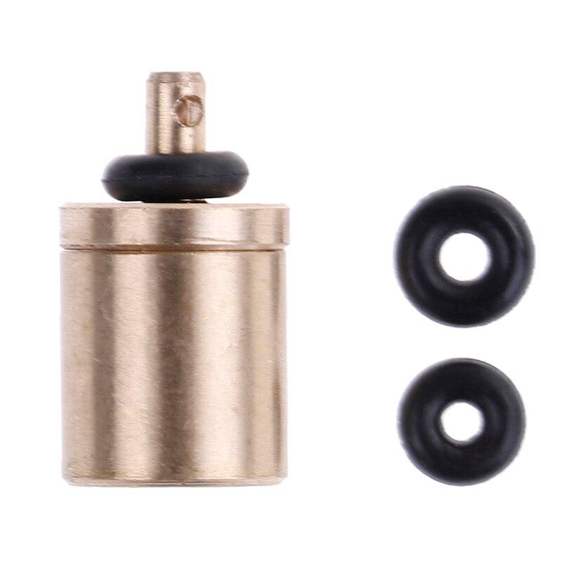 Cilindro llenado butano bote gas recarga adaptador cobre al aire li*ws