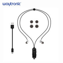 Waytronic wireless Bluetooth call recorder headset, mobile phone call recording headset for Iphone Ipa Android(China)