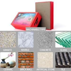 Image 4 - Z LION Diamond Hand Polishing Pad Foam Backed Glass Polishing Pad Stone Ceramic Tile Grinding Diamond Abrasive Pads