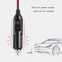 12V 24V 15A Heavy Duty розетка для автомобильного прикуривателя Мужской к женскому удлинитель Питание кабель с плавленый 3,7 м R9UA