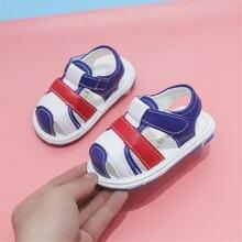 Детская летняя обувь на мягкой подошве возраст 1 3 года