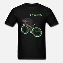Men tshirt Short sleeve Zwift T shirt. Cycling T shirt Classic T Shirt One neck Women t-shirt(China)