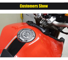 3D Motorcycle Oil Gas Cap Tank Cover Pad Sticker FOR KTM Duke 200 390 BMW Kawasaki motorcycle stickers and decals