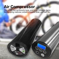 Smart USB Wireless Digital LED Car Air Compressor Pump Handheld Auto Bicycle Tire Inflator Electric Air Pump