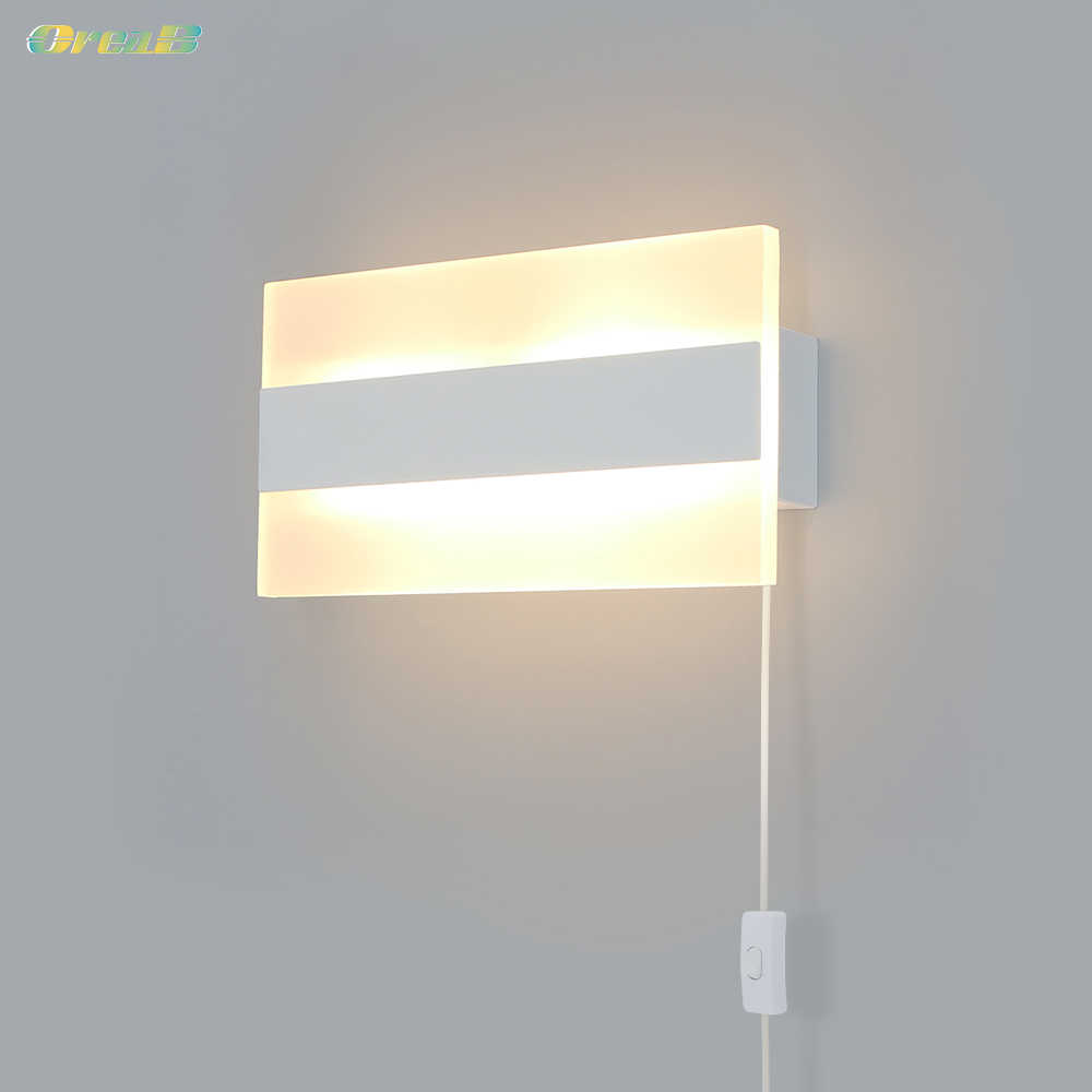 Light Switch Wall Lamps Bedside Indoor