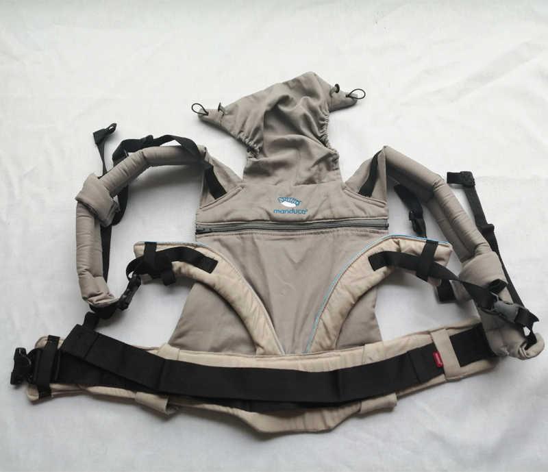 2 30 miesięcy oddychająca przodem do świata BabyCarrier wygodne chusta do noszenia dziecka Wrap dziecko kangur regulowany manduca xt bezpieczeństwa