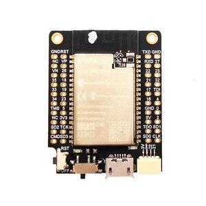 Image 2 - Für TTGO T7 V 1,5 Mini32 ESP32 WROVER B PSRAM Wi Fi Bluetooth Modul Entwicklung Bord für TTGO T7 V 1,4
