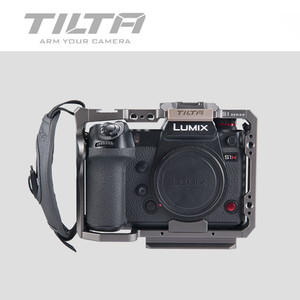Image 1 - Tilta Camra Lồng Cho PANASONIN S1H/S1 S1R Phụ Kiện Đầy Đủ Lồng Tay Mặt Đế Kỷ Lục Cáp Chuyển Đổi HDMI Dây TA T38 FCC G