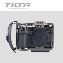 Tilta Camra cage for PANASONIN S1H/S1 S1R accessories full cage top handle base plate record cable HDMI Cable TA T38 FCC G