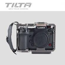 Tilta kamera kafesi PANASONIN S1H/S1 S1R aksesuarları tam kafes üst kolu taban plakası kayıt kablosu HDMI kablosu TA T38 FCC G