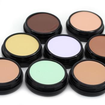 2016 maquiagem MAYCHEER fundação corretivo Camouflage creme hidratante de controle de óleo maquiagem Primer perfeito paleta de contorno
