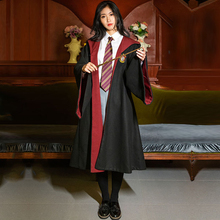 Gryffindor Potter Uniform Hermione Granger Cosplay Costume Adult Version Halloween Party New Gift Dropshipping