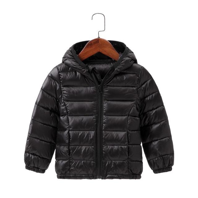 Winter Down Coat 2