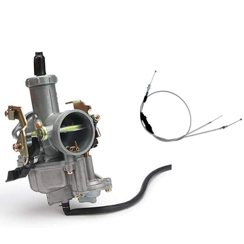 Wabron PZ30 CARB 30mm with Accelerate Pump Honda CG TRX 200 ATC 200 XR200 XL200